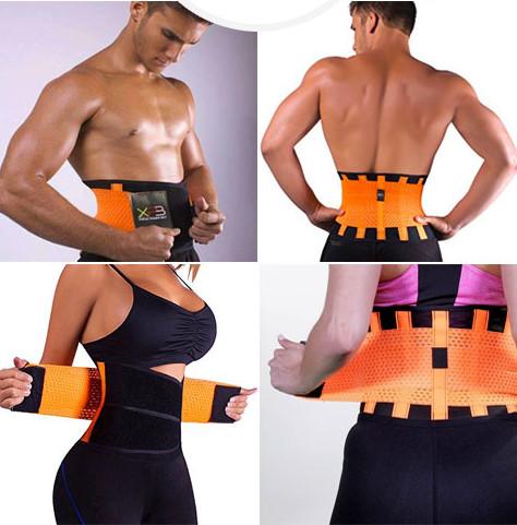 Уникальный пояс для похудения и коррекции фигуры Xtreme Power Belt в Виннице