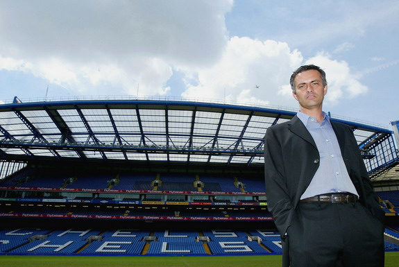 José Mourinho first joined Chelsea in 2004 and led them to unprecedented success