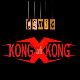 Comic Kong X Kong (2016)