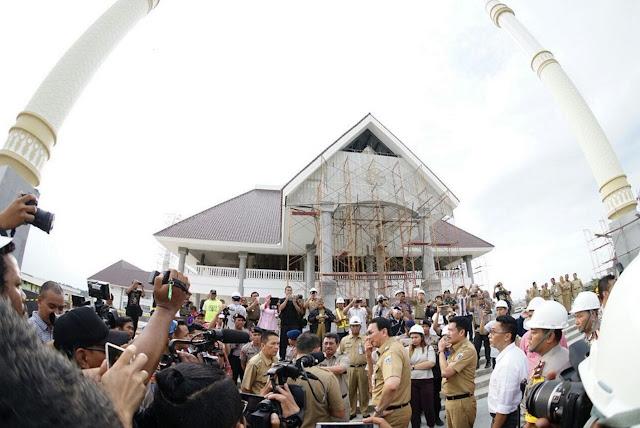 Pedasnya Jawaban Zakir Naik Saat Ditanya Bagaimana Posisi Ahok Yang Bangun Masjid?