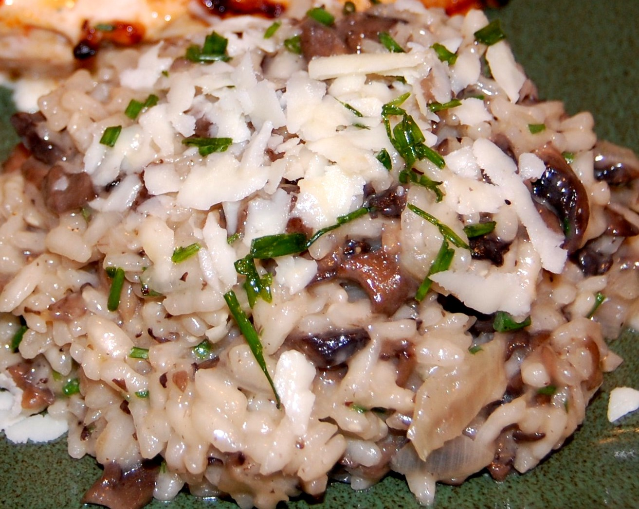 The Journey To Become A Foodie Mushroom Risotto Recipe