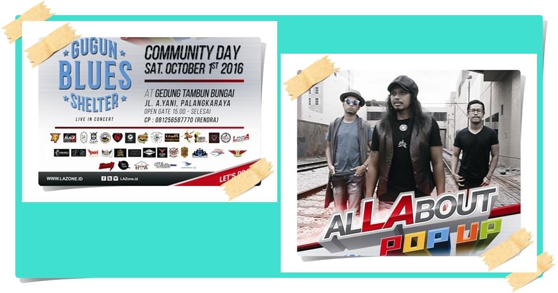 Come Join Us: Community Day 2016, Palangka Raya