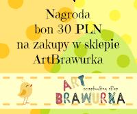 banerek konkursowy ArtBrawurki