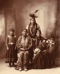 suku indian yang mempunyai kekuatan magis yang sangat kental