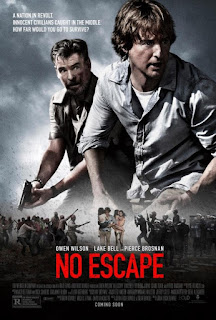 No Escape (2015) HD Full  ရုပ္သံ/အၾကည္