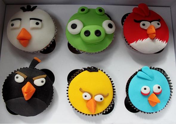 Colorido Angry Birds Personagens Vector: Um Pouco Sobre Mim