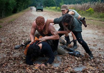 The Walking Dead 4x11: Salvare il mondo