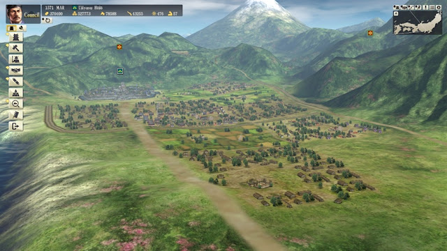 Nobunaga's Ambition Sphere of Influence Download Photo