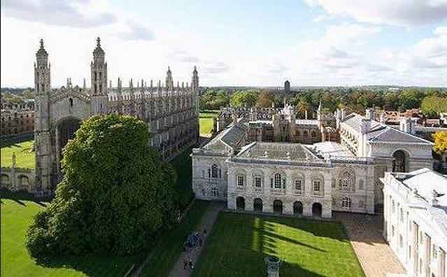 Universidad de Cambridge, Reino Unido