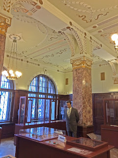 Экскурсия по Музею Банка Эстонии