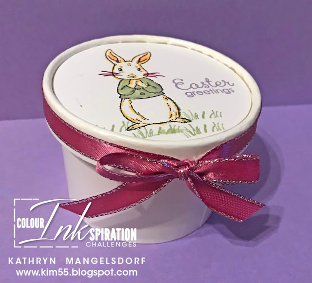 Stampin' Up! Fable Friends, Sweet Cups, Easter Gifts
