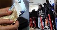 Κοινωνικό μέρισμα από 300 έως 1.400 ευρώ πριν τα Χριστούγεννα