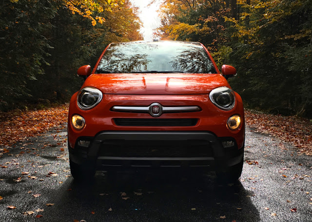 2018 Fiat 500X Review and Redesign