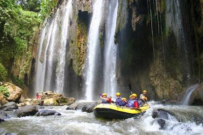 Tempat Rafting / Arung Jeram di Probolinggo