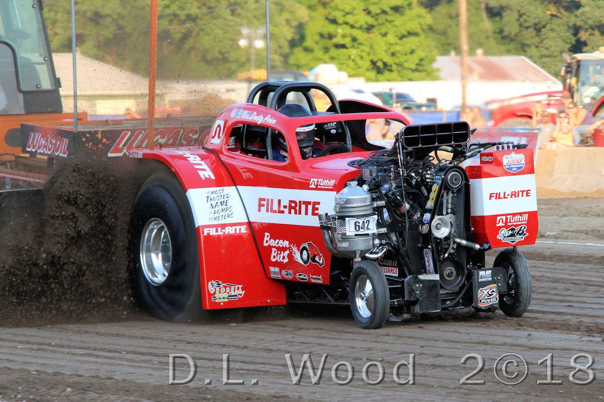 Tractor Pulling News Pullingworld Com Q A With Dusty Price