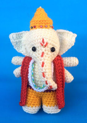 ganesha-made-from-colorfull-cotton-of-indian-cottontree