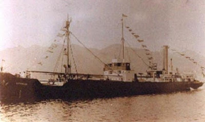 SS Baychimo, legendary ghost ship of the Arctic