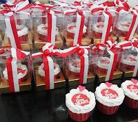 cupcake souvenir buttercream&edible image