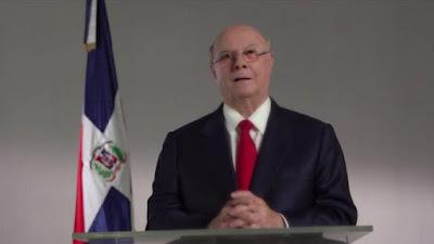 Expresidente Hipólito Mejía critica escándalo de soborno de la Odebrech
