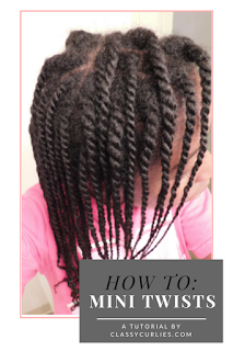 How to install and care for mini twists