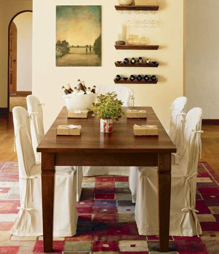 Take advantage of dining spaces 2