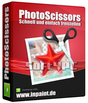 TeoreX PhotoScissors 2.1 + Crack