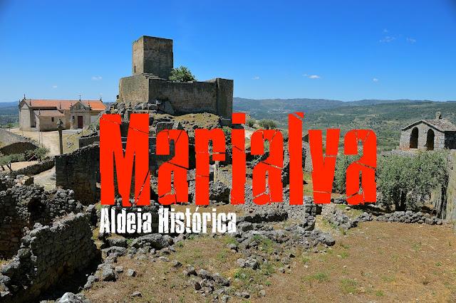 Roteiro das Aldeias Históricas de Portugal, Visitar Marialva