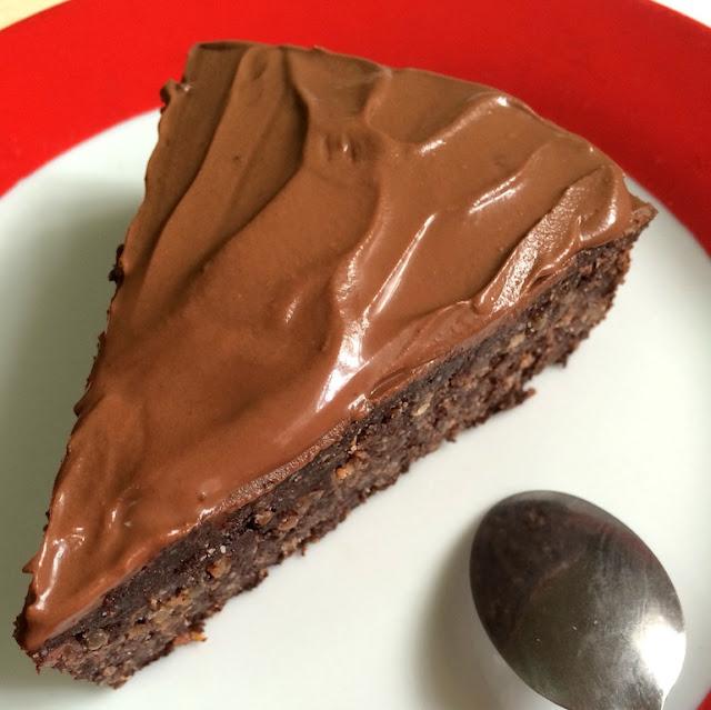Cake Au Chocolat Et Quinoa