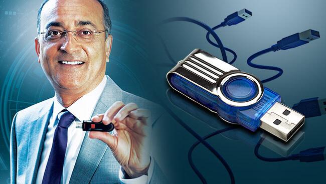 Ajay Bhatt: Ο Εφευρέτης του USB