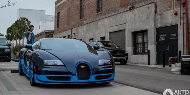Kemewahan Mobil Bugatti Milik Johannes Marliem Saksi Kunci e-KTP
