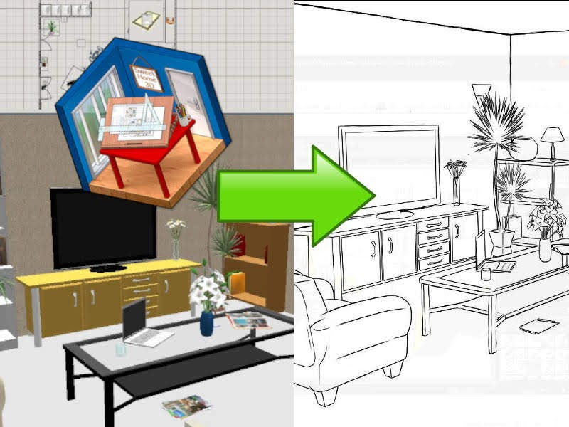 Sweethome 3d
