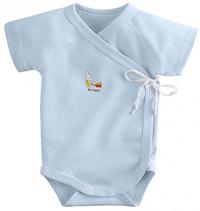 Выкройка боди для младенца