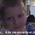 Mira cómo este niño enfermo de cáncer, describe el cielo antes de morir