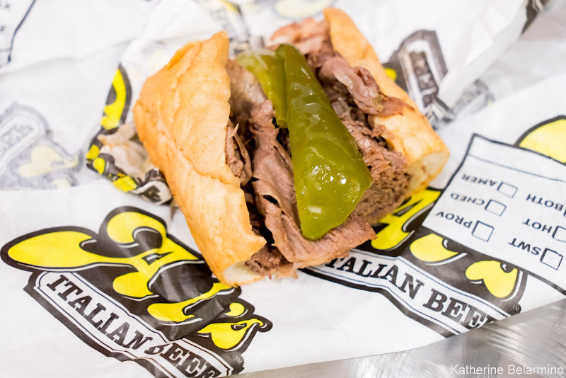 Chicago Italian Beef Famous Chicago Foods