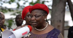 Ezekwesili Joins Troops To Search For Chibok Girls In Sambisa Forest
