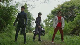 Makoto, Chase & Gou