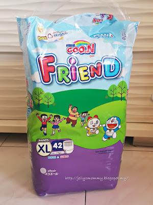 Doraemon Diaper