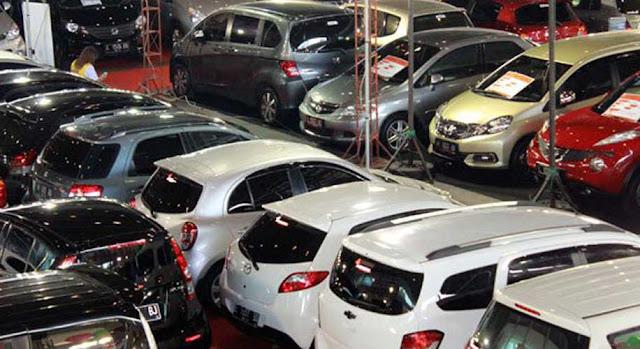 Showroom Mobil Bekas di Jogja