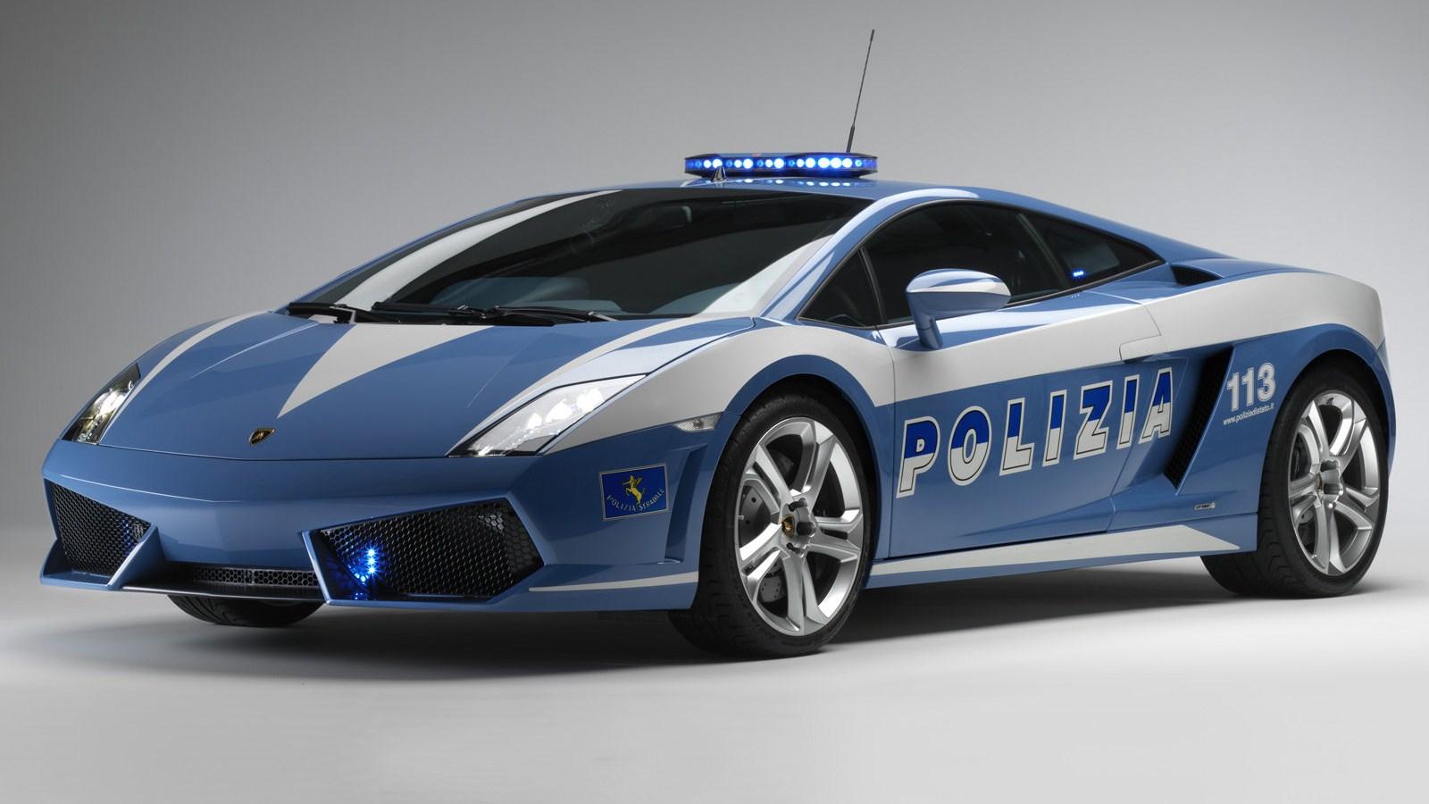 polizei audi r8