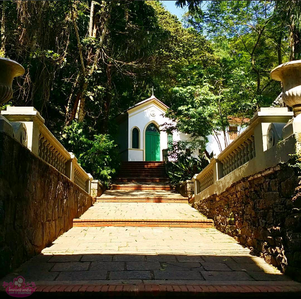 Capela São João Batista no Parque da CIdade