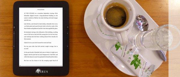 Icarus Illumina E653 - czytnik z otwartym Androidem