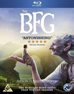 The BFG 2016 Dual Audio BRRip 480p 200mb ESub HEVC x265