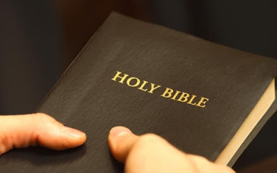 Holy BIble on Daily Favor