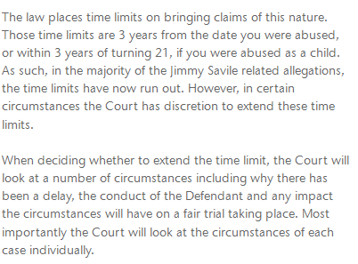 Justice For Jimmy Savile November 2013