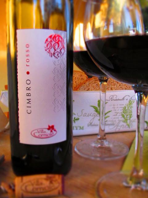 vino rosso trentino