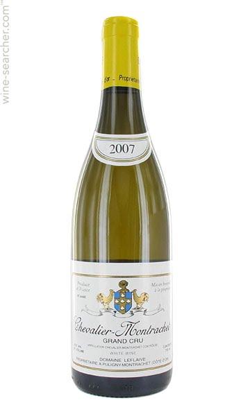 Domaine Leflaive Montrachet Grand Cru adalah wine atau anggur termahal di dunia