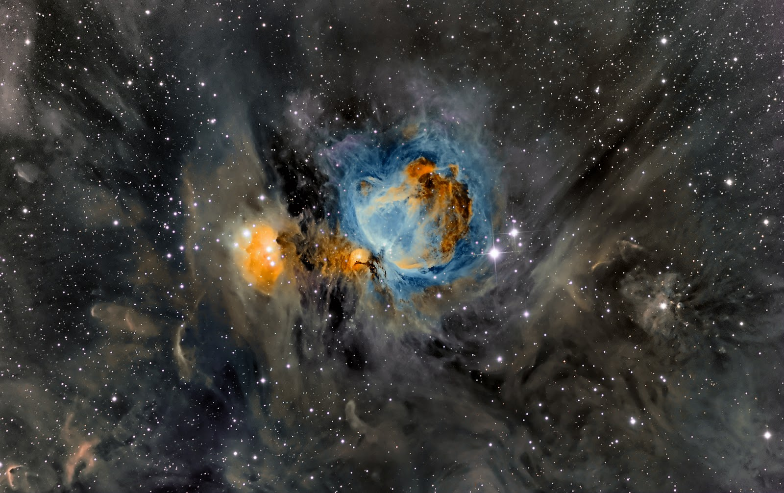 Orion Nebula - Wallpaper HD | Earth Blog