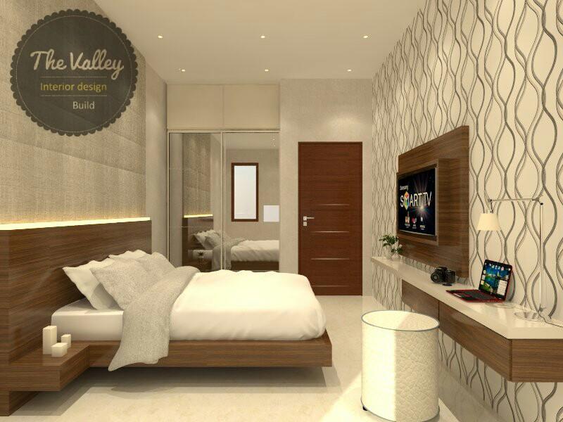 Desain Interior Kamar Tidur Hommy