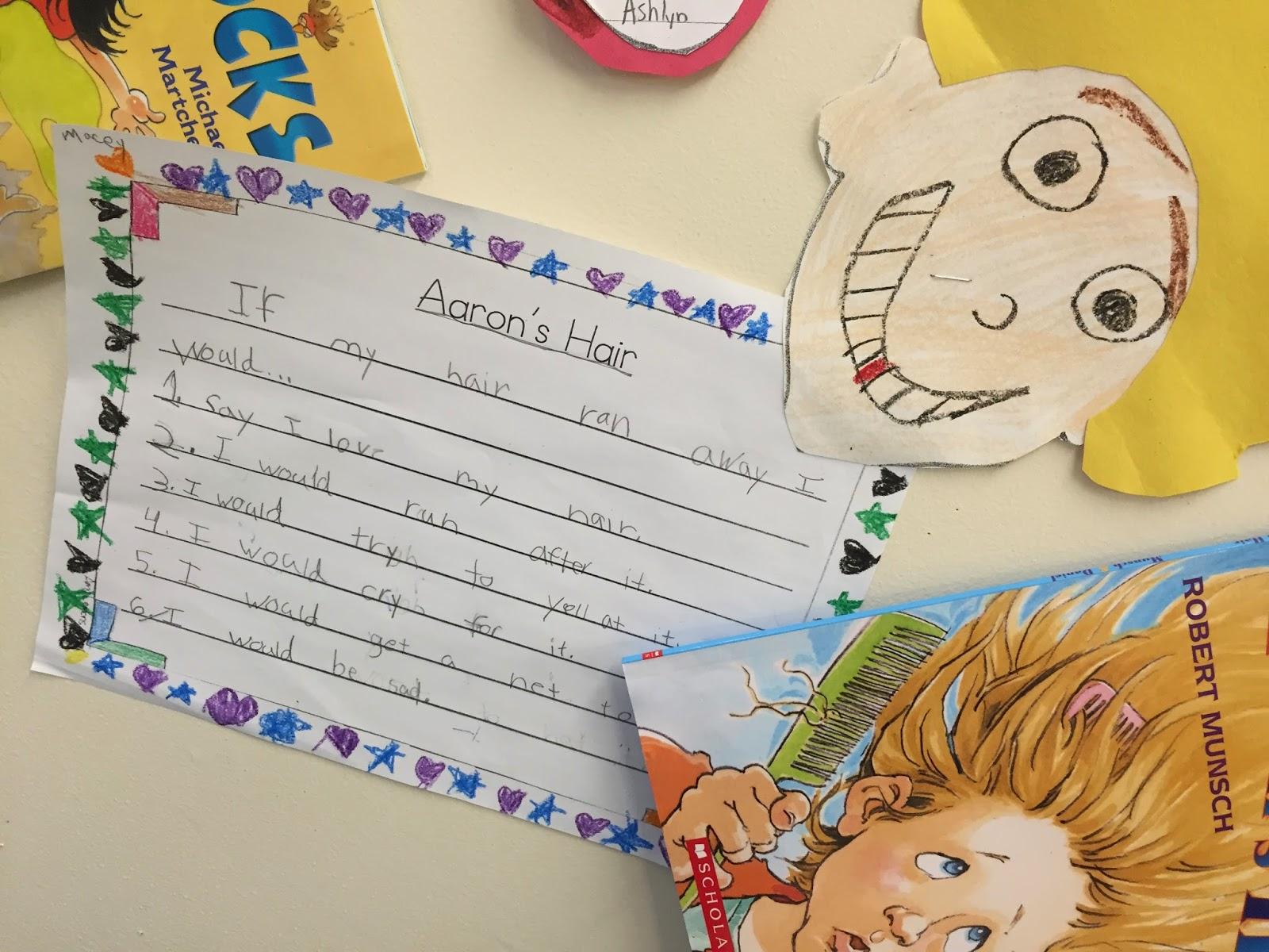 Miss Vanchu S Classroom Blog Author Study Robert Munsch
