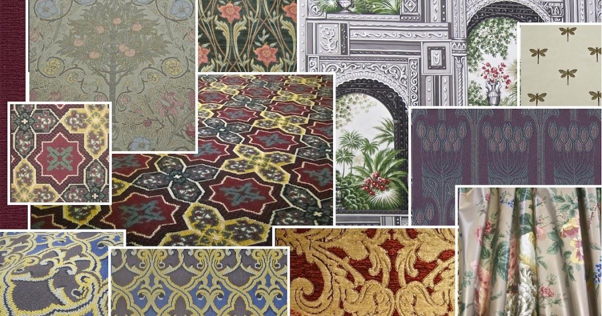 Historic Period Interior Design And Home Decor: New Rare